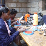 Konjo Shoe factory in Kenya